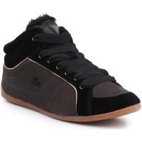 Cipők Női Magas szárú edzőcipők Lacoste Missano MID 7-26SRW42072B6 czarny