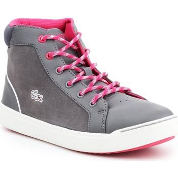 Cipők Női Magas szárú edzőcipők Lacoste Explorateur MID 7-32CAJ1001248 szary, różowy