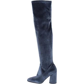 Cipők Női Csizmák Elvio Zanon BK375 Szürke