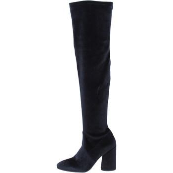 Cipők Női Csizmák Elvio Zanon BK376 Fekete