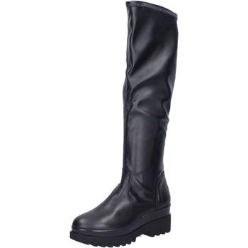 Cipők Női Csizmák Geste BK393 Fekete