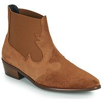 Cipők Női Csizmák Fericelli NANTIAG Teve