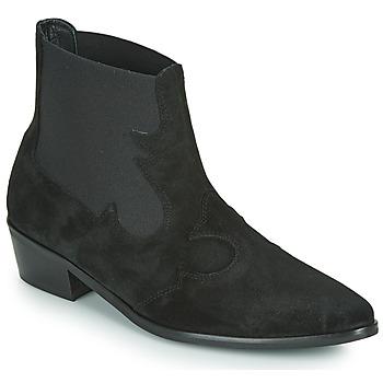 Cipők Női Csizmák Fericelli NANTIAG Fekete