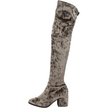 Cipők Női Csizmák Accademia Csizma BK401 Zöld