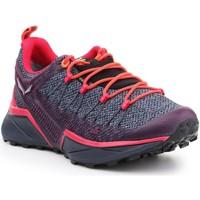 Cipők Női Túracipők Salewa WS Dropline GTX 61367-3853 fioletowy, różowy