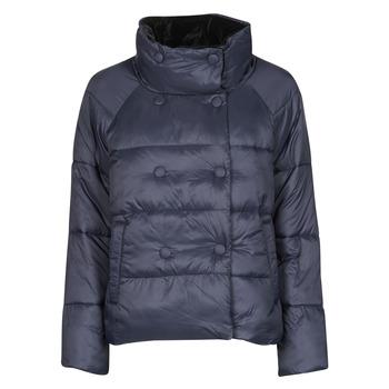 Ruhák Női Steppelt kabátok Only ONLMELANIE Tengerész
