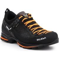 Cipők Férfi Fitnesz Salewa MS MTN Trainer 2 GTX 61356-0933 czarny, pomarańczowy