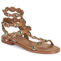 Cipők Női Szandálok / Saruk Ash PHOENIX Barna