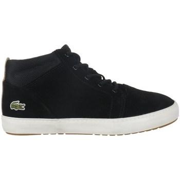 Cipők Női Csizmák Lacoste Ampthill Chukka 417 1 Caw Fekete