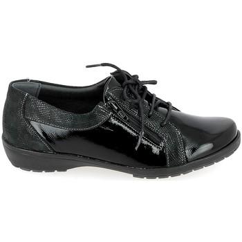 Cipők Férfi Oxford cipők Boissy 80069 Noir Fekete