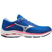 Cipők Női Futócipők Mizuno Wave Rider 24 Kék