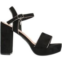 Cipők Női Szandálok / Saruk Xti 35179 Black