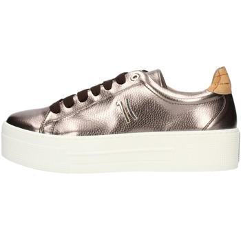 Cipők Női Magas szárú edzőcipők Alviero Martini ZA136559A Bronze