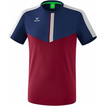 Ruhák Férfi Rövid ujjú pólók Erima T-shirt  Squad bleu royal/bleu marine