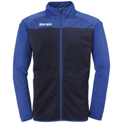 Ruhák Fiú Melegítő kabátok Kempa Veste  Prime Poly bleu marine/bleu royal