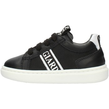 Cipők Fiú Rövid szárú edzőcipők NeroGiardini I023922M Black