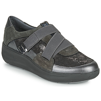 Cipők Női Rövid szárú edzőcipők Stonefly ROCK 11 Szürke