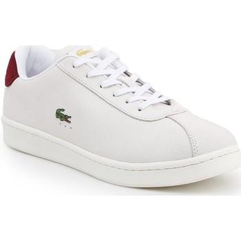 Cipők Férfi Rövid szárú edzőcipők Lacoste Masters 319 7-38SMA00331Y8 biały