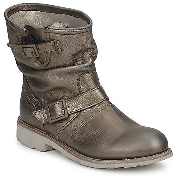 Cipők Női Csizmák Bikkembergs VINTAGE 502 ÓLOM