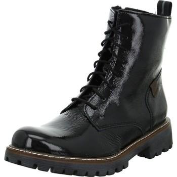 Cipők Női Bokacsizmák Josef Seibel Marta 02 Fekete