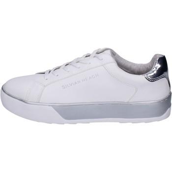 Cipők Lány Divat edzőcipők Silvian Heach BK491 Fehér