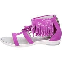 Cipők Lány Szandálok / Saruk 1A Classe Alviero Martini BK495 Lila