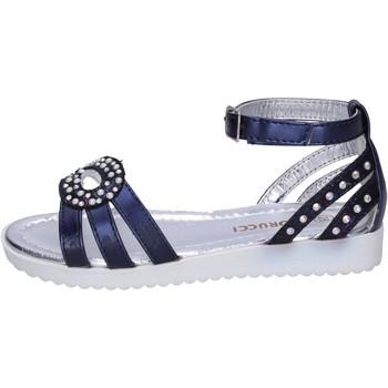 Cipők Lány Szandálok / Saruk Fiorucci BK505 Kék
