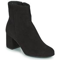 Cipők Női Csizmák André CADROE Fekete