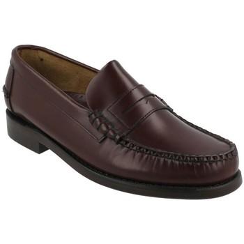 Cipők Férfi Mokkaszínek Sebago  Rojo