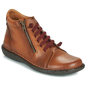 Cipők Női Csizmák Casual Attitude NELIO Teve