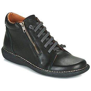 Cipők Női Csizmák Casual Attitude NELIO Fekete