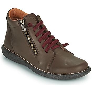 Cipők Női Csizmák Casual Attitude NELIO Barna