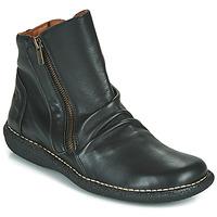 Cipők Női Csizmák Casual Attitude NELIOO Fekete