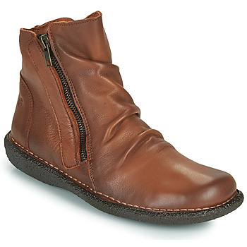 Cipők Női Csizmák Casual Attitude NELIOO Teve