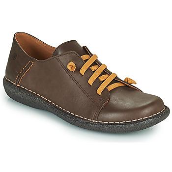 Cipők Női Oxford cipők Casual Attitude NIPITE Barna