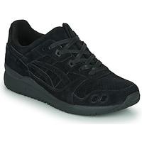 Cipők Rövid szárú edzőcipők Asics GEL LYTE III Fekete