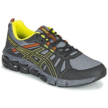 Cipők Férfi Rövid szárú edzőcipők Asics VENTURE 7 180 Fekete  / Citromsárga