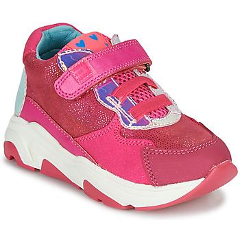 Cipők Lány Magas szárú edzőcipők Agatha Ruiz de la Prada BRAZIL Rózsaszín