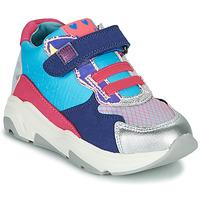 Cipők Lány Magas szárú edzőcipők Agatha Ruiz de la Prada BRAZIL Kék