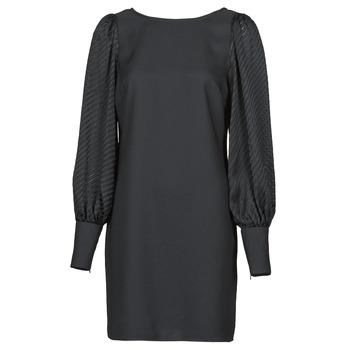 Ruhák Női Rövid ruhák Naf Naf  Fekete