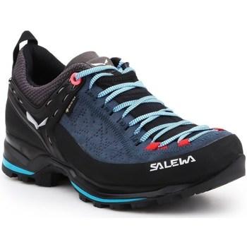 Cipők Női Rövid szárú edzőcipők Salewa WS Mtn Trainer 2 Gtx Czarne,Granatowe