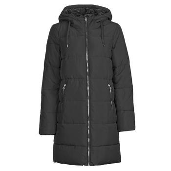 Ruhák Női Steppelt kabátok Only ONLDOLLY Fekete
