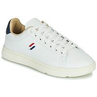 Cipők Női Rövid szárú edzőcipők Superdry VINTAGE TENNIS Fehér