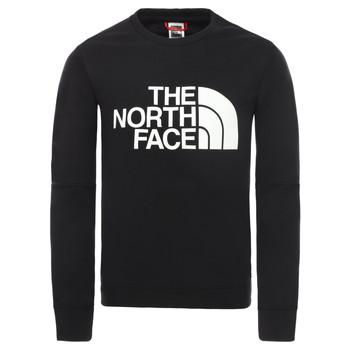 Ruhák Fiú Pulóverek The North Face DREW PEAK LIGHT CREW Fekete