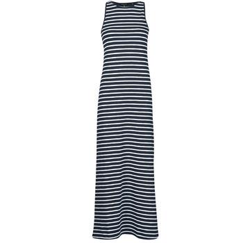 Ruhák Női Hosszú ruhák Superdry JERSEY MAXI DRESS Kék