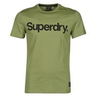 Ruhák Férfi Rövid ujjú pólók Superdry MILITARY GRAPHIC TEE 185 Keki
