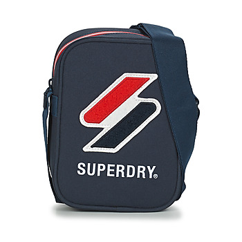 Táskák Kistáskák Superdry SPORTSTYLE SIDE BAG Tengerész