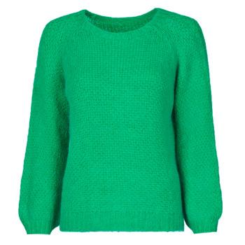 Ruhák Női Pulóverek Betty London NIMIM Zöld