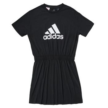 Ruhák Lány Rövid ruhák adidas Performance G DANCE DRESS Fekete