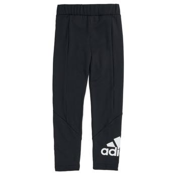 Ruhák Lány Legging-ek adidas Performance G BL TIG Fekete